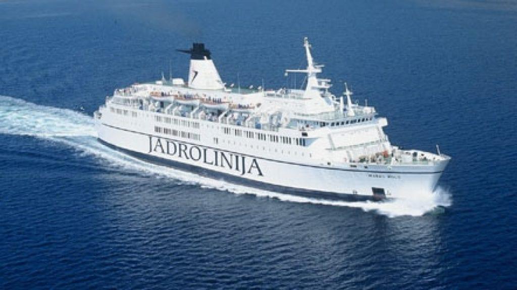Prijevoz do Supetra sa trajektom