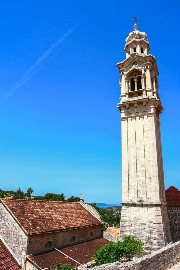 Supetar zvonik Lozišća